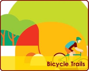 Perth Bicycle Trails